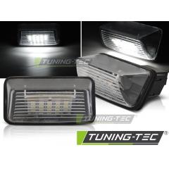 Подсветка номерного знака LED для Peugeot \ Citroen