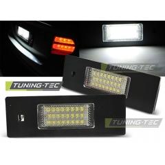 Подсветка номерного знака LED для BMW E63 E64 E81 E87 F20 F21 F12 F13 E85 E86 E89 Mini