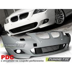 Бампер передний M-PAKIET PDC для BMW 5 E60\ E61 LCI