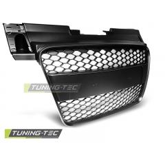 Решетка радиатора BLACK RS-STYLE для Audi TT 8J