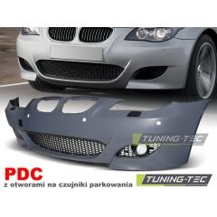Бампер передний M5 STYLE PDC для BMW 5 E60\ E61 LCI