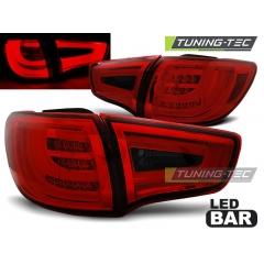 Задние фонари RED SMOKE LED BAR для Kia Sportage III