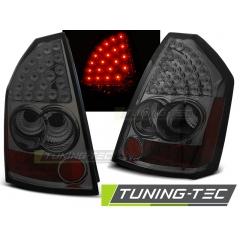 Задние фонари SMOKE LED для Chrysler 300C (2005-2008)