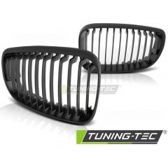 Решетка радиатора MATT BLACK для BMW 1 E81\ E82\ E87\ E88