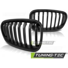 Решетка радиатора MATT BLACK для BMW 1 F20\ F21 (2011-2014)