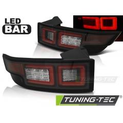 Задние фонари BLACK LED для Land Rover Range Rover Evoque