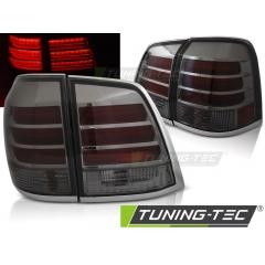 Задние фонари SMOKE LED для Toyota Land Cruiser FJ200