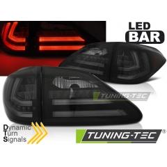 Задние фонари SMOKE LED SQL для Lexus RX III 350