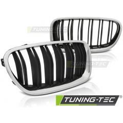 Решетка радиатора M5 LOOK CHROME BLACK для BMW 5 F10\ F11