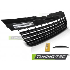 Решетка радиатора GLOSSY BLACK для Volkswagen T5 Transporter