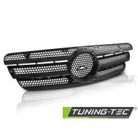 Решетка радиатора AMG BLACK для Mercedes ML W163