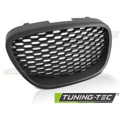 Решетка радиатора HONEY DESIGN BLACK MATT для Seat Altea\ Leon\ Toledo