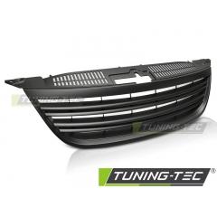 Решетка радиатора MATT BLACK для Volkswagen Tiguan (2007-2011)