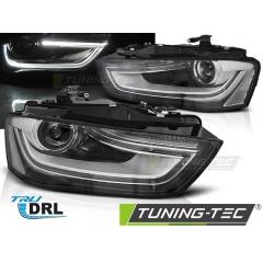 AUDI A4 B8 12-15 BLACK LED