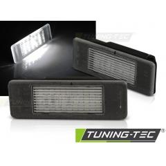Подсветка номерного знака LED для Fiat\ Infiniti\ Lancia\ Nissan\ Mercedes\ Toyota\ Volkswagen