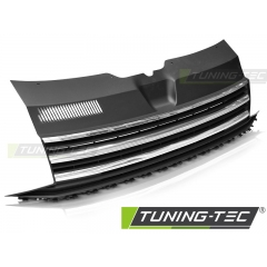 Решетка радиатора BLACK CHROME для Volkswagen T6