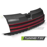 VW T6 2015- BLACK RED