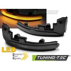 Повторители поворота в зеркала SMOKE LED SEQ для Land Rover Range Rover IV/ Sport/ Evoque