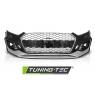 Бампер передний RS5 STYLE CHROM SILVER PDC для Audi A5 (2018- )
