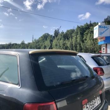 Козырек на крышку багажника для Audi A6 C5 avant