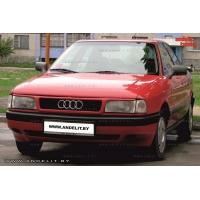 Накладка на решетку радиатора для Audi 80 B3