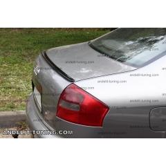 Лип спойлер на крышку багажника для Audi A6 C5