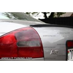Лип спойлер (сабля) для Audi A6 C5