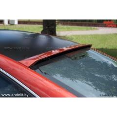 Спойлер на заднее стекло для Audi A6 C6