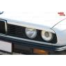 Накладки (реснички) на фары для BMW E30