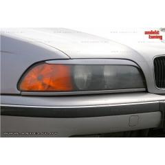 Накладки (реснички) на фары для BMW 5 E39