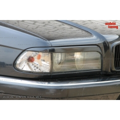 Накладки (реснички) на фары для BMW E38