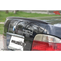 Лип спойлер (сабля) на крышку багажника для BMW E38