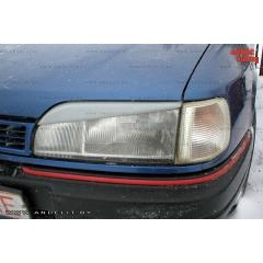 Реснички на фары для Ford Sierra 2 (1987-1993)