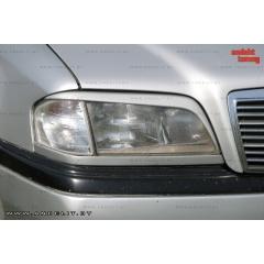 Реснички на фары для Mercedes C W202