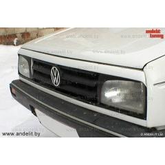 Накладка (ресничка) верхняя для Volkswagen Golf 2