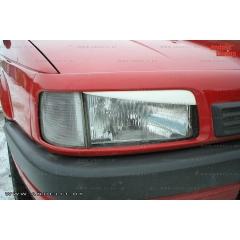 Накладки (реснички) на фары для Volkswagen Passat B3