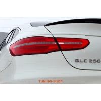 Реснички на фонари  для Mercedes GLC C253 coupe