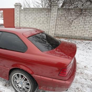 Козырек на заднее стекло для BMW 3 E36 coupe