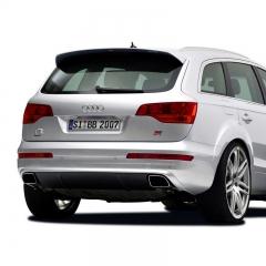 Спойлер CARACTERE на крышку багажника для Audi Q7